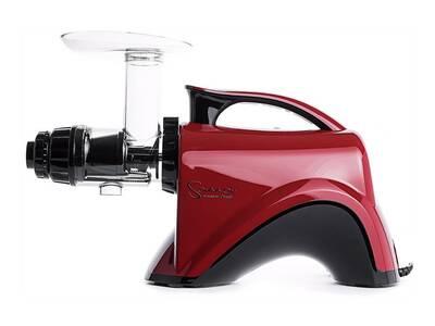 Sana by Omega EUJ-606 horizontal juicer red