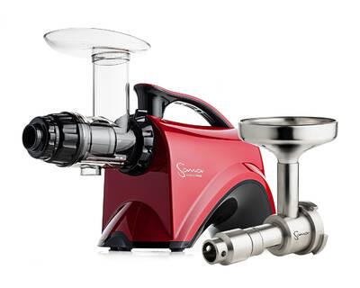 Sana by Omega EUJ-606 horizontal juicer + oil extractor