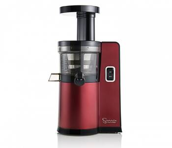 Sana-juicer-euj-808-red-isolated